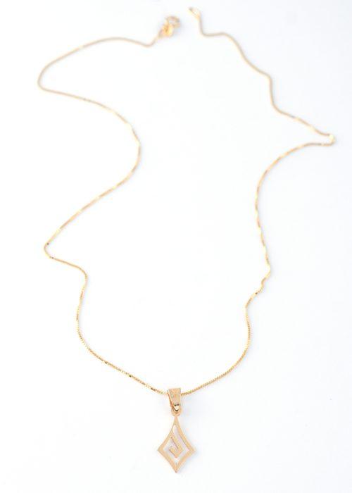 Greek style Pendant